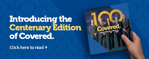 Introducing the Centenary Edition of Covered